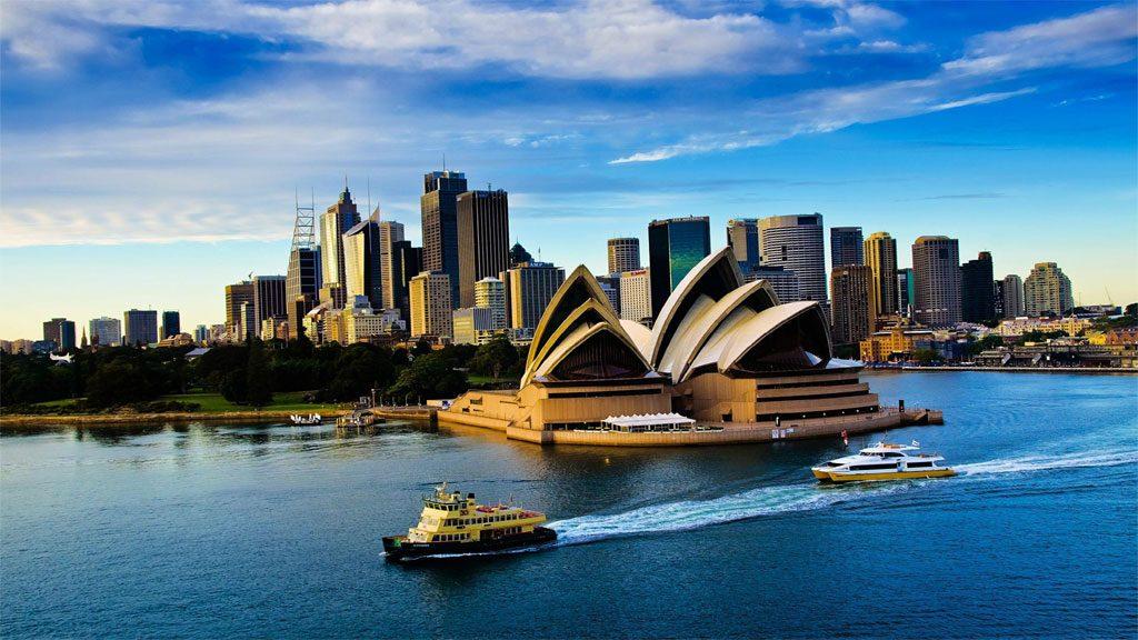 Tour Companies Australia