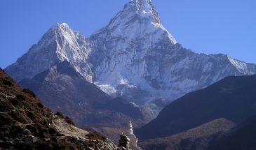 himalayas Mount Everest