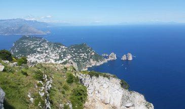 Naples, Capri