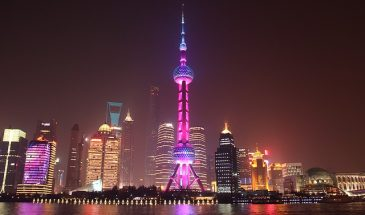 shanghai-bund-night