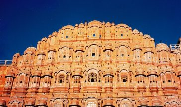 Hawa mahal Palace of wind
